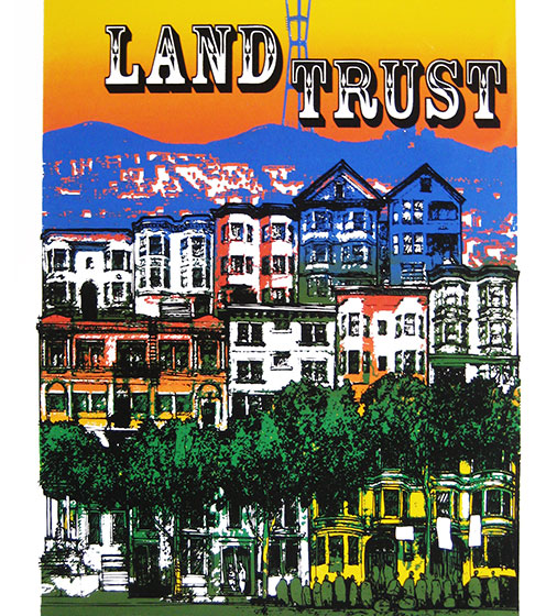 Land Trust the City!