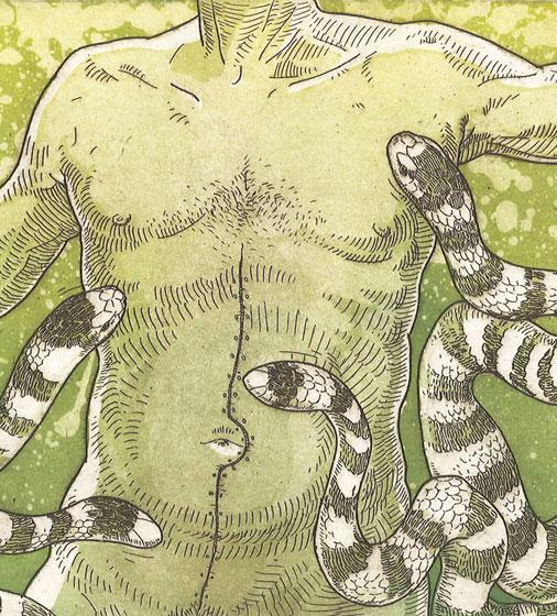 Sueño con Serpientes