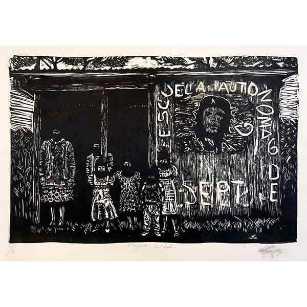 Las Mujeres Zapatistas