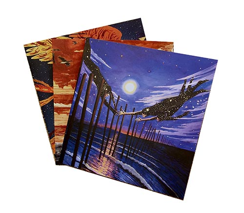 Migration Greeting Card Set