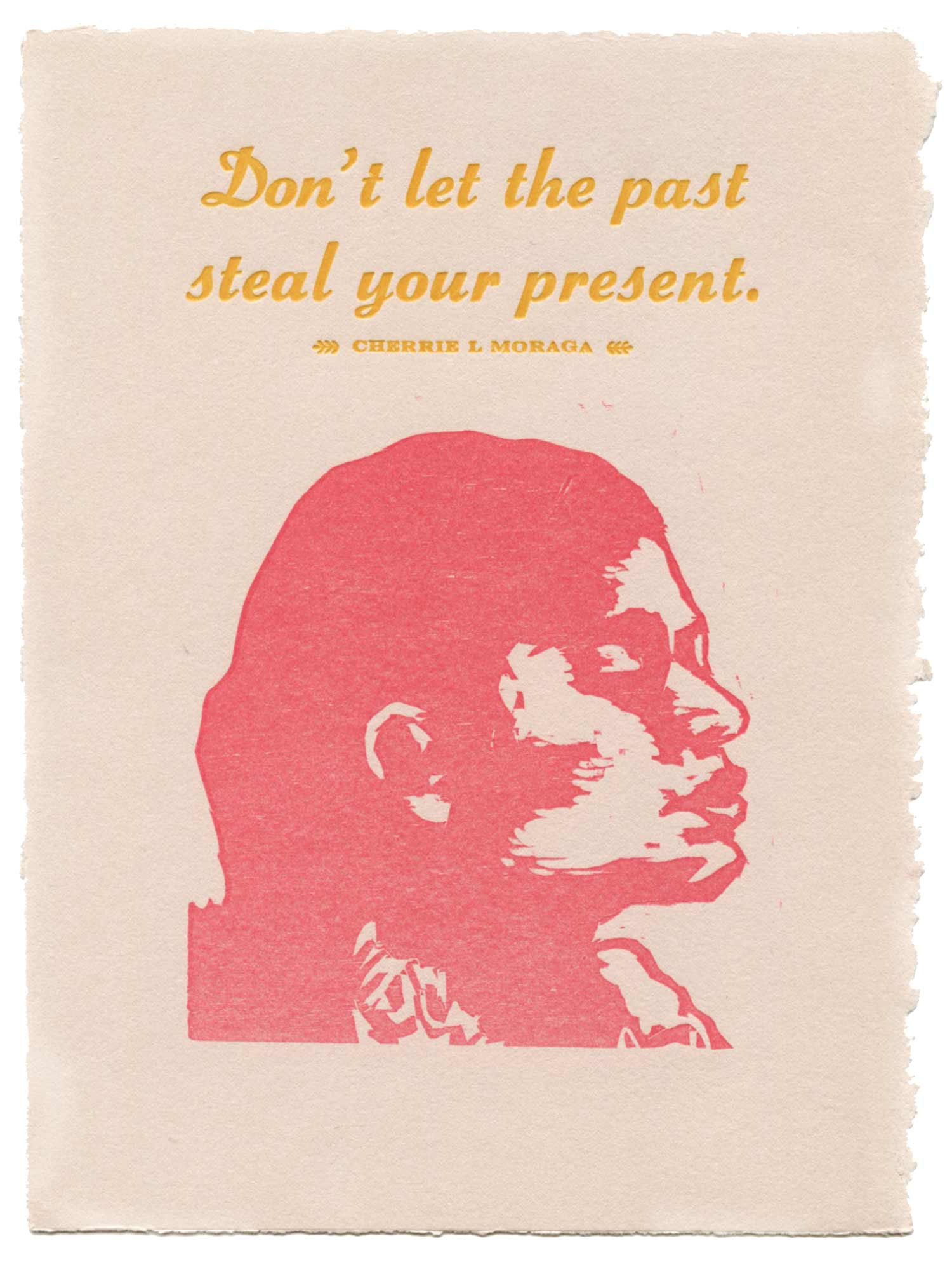 Justseeds Dont Let The Past Steal Your Present
