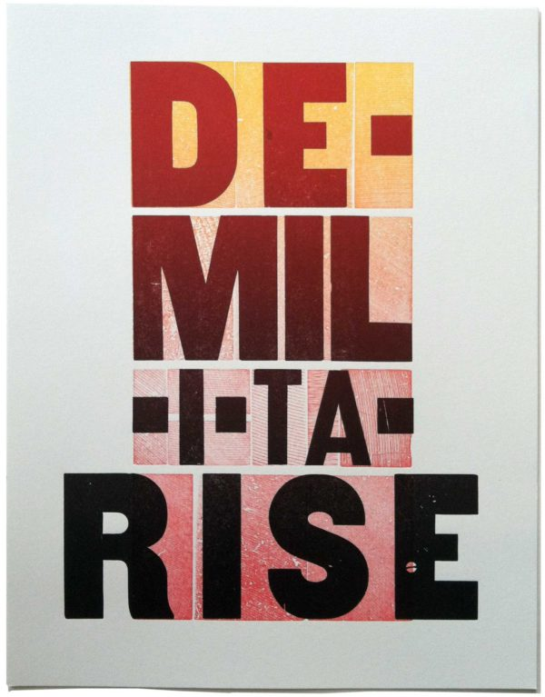 DE-MILL-I-TA-RISE & End Grain