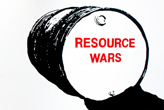 On Resource Wars: An Interview with Kevin Basl