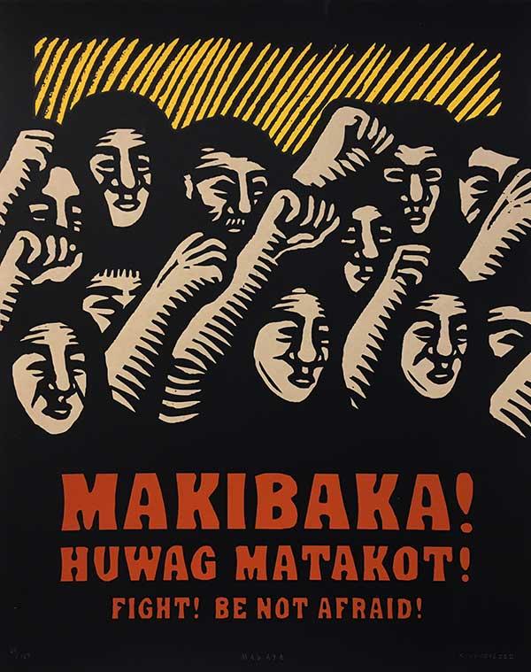 Makibaka! Huwag Matakot!