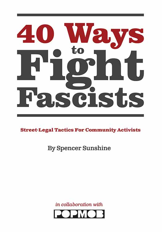 40 Ways to Fight Fascists