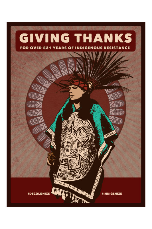 Giving Thanks 2013