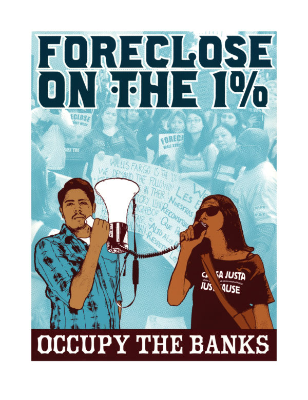 Foreclose on the 1%