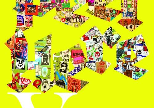 LA Massive Sticker Show – Peel Here