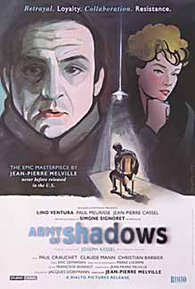 Army of Shadows/L'armée des ombres