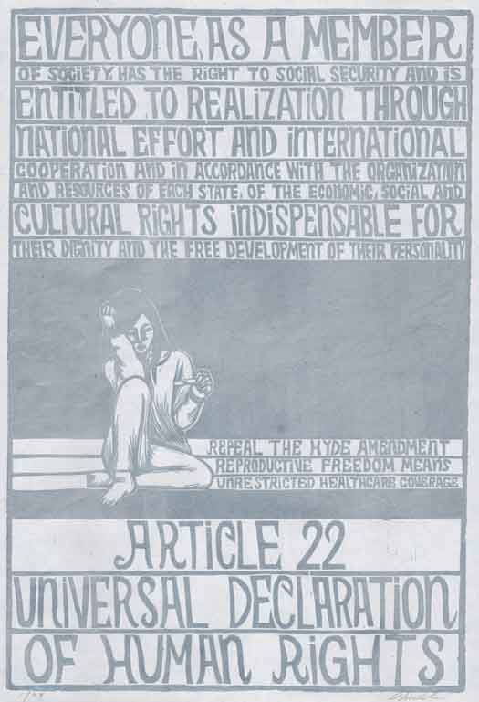 Article 22 UDHR