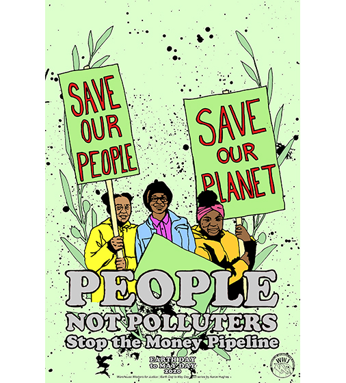 Warehouse Workers for Justice: Earth Day to May Day (Day 2)