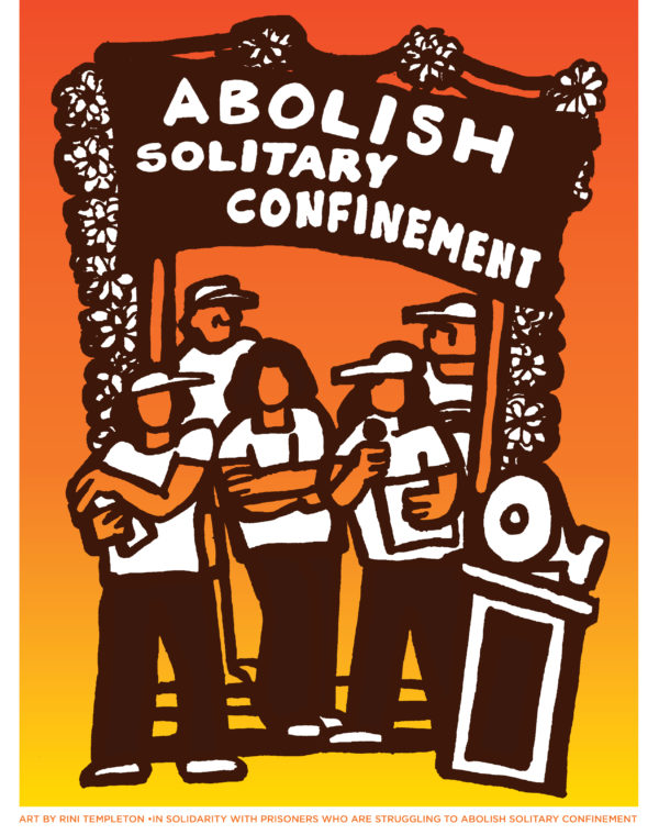 Abolish Solitary Confinement