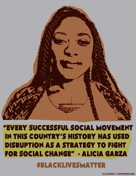 Black Lives Matter: Alicia Garza Quote