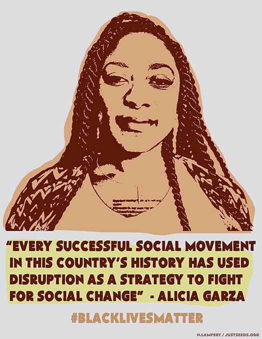 Alicia Garza quote