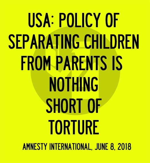 USA: Stop Torturing Children
