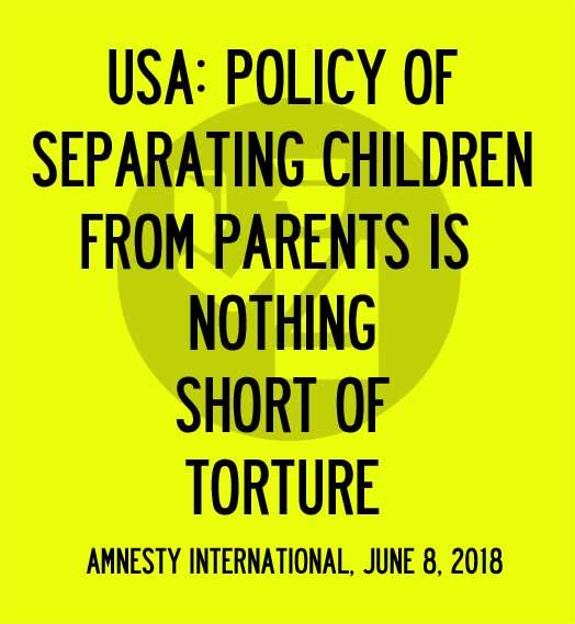 USA: Stop Torturing Children