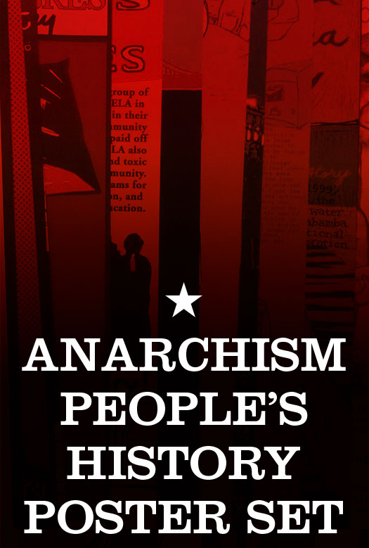 Anarchism Poster Pack