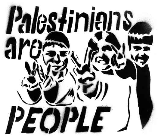 Palestinians Are People