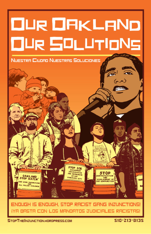 Our Oakland, Our Solutions