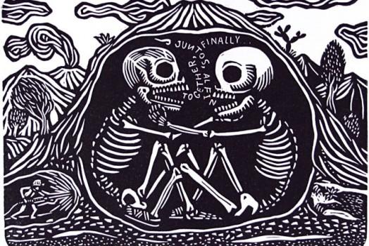 Printmaking by Artemio Rodriguez