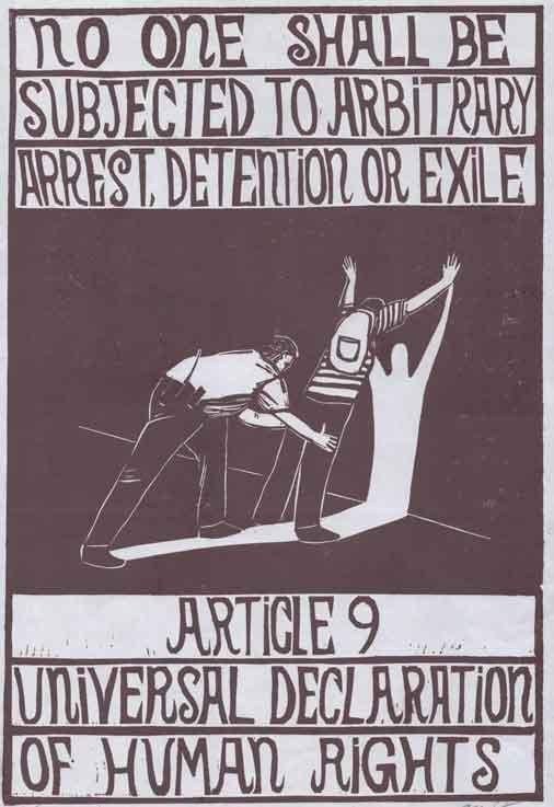 Article 9 UDHR