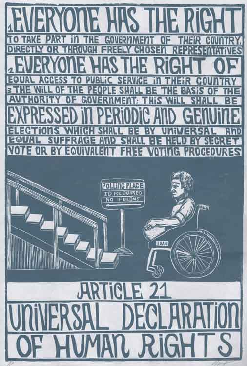 Article 21 UDHR