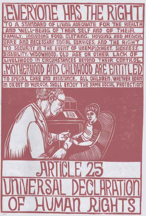 Article 25 UDHR