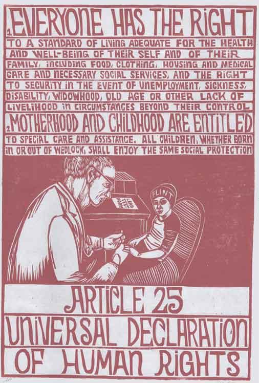 Article 25 UDHR