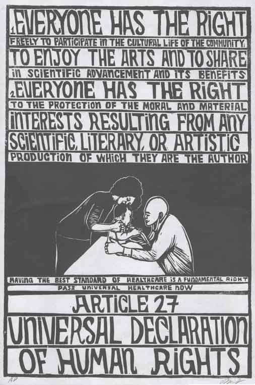Article 27 UDHR