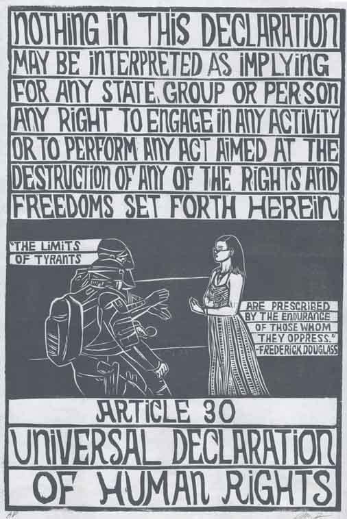Article 30 UDHR