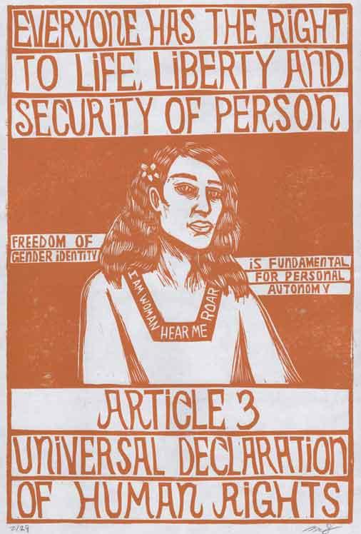 Article 3 UDHR