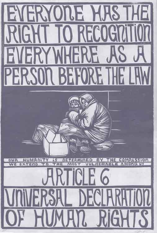Article 6 UDHR