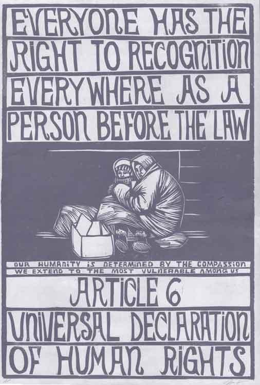 Article 6 UDHR