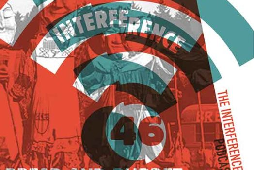 Bread and Puppet Theater on Audio Interference #45