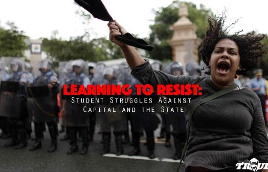 TROUBLE #9: Learning To Resist