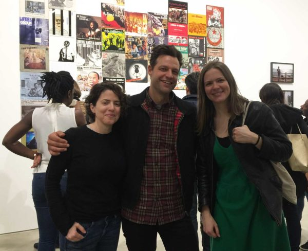 if a song could be freedom organizers; Valerie Tevere, Kevin Caplicki and Amy Roberts