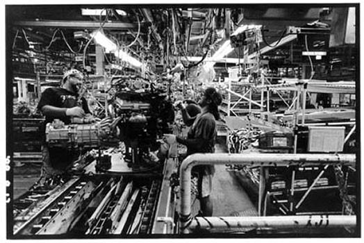 A Factory Like a City