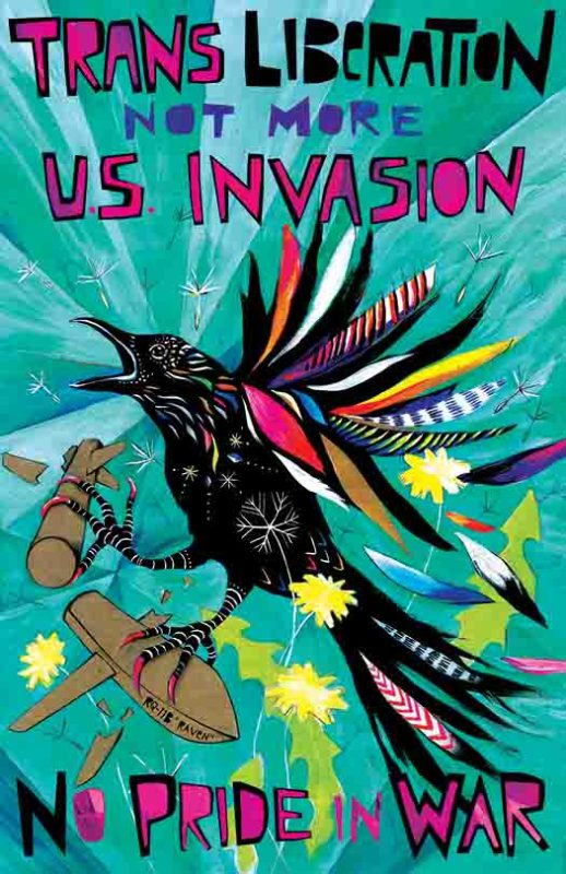 Trans Liberation Not More US Invasion