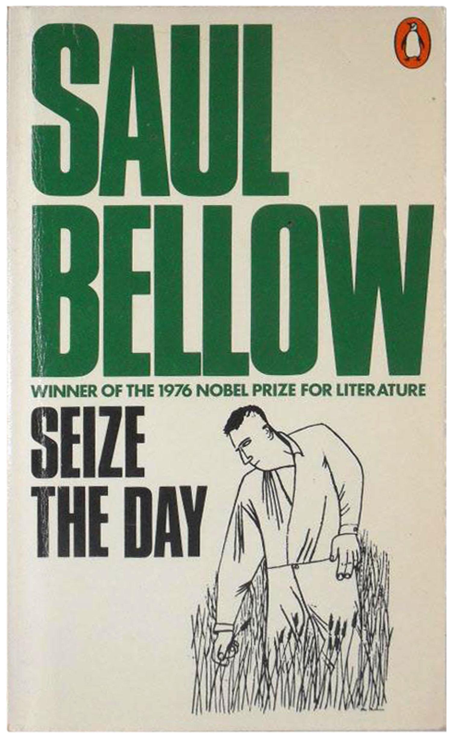 saul bellow essay