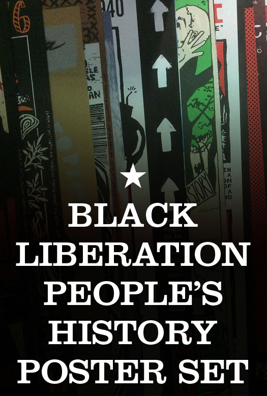 Black Liberation Poster Pack