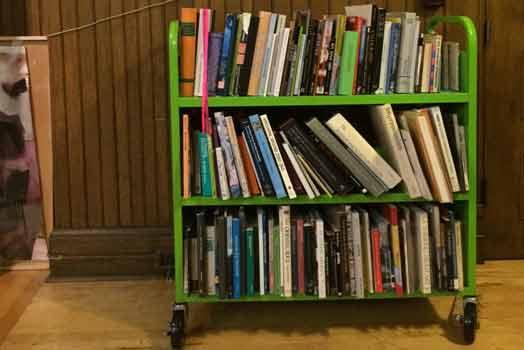 CPH/IVAW portfolio @ Braddock Carnegie Library