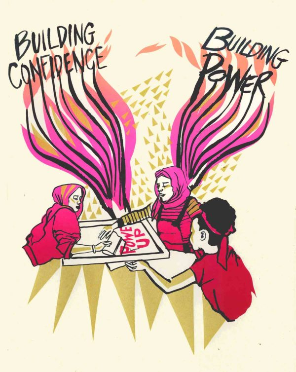 Building Confidence, Building Power