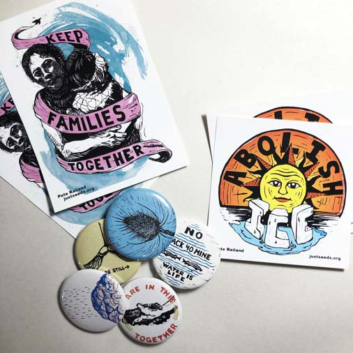Button & Sticker Pack