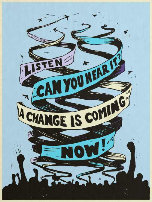 Change Now!