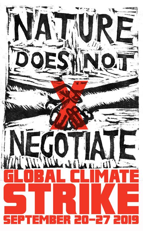 Climate Strike Graphics