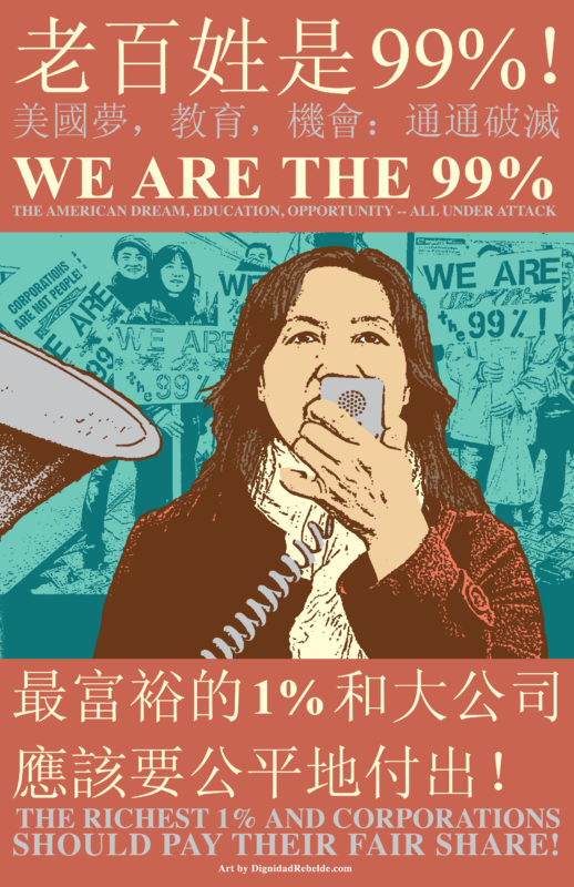 The Richest 1% Should Pay for their fair share