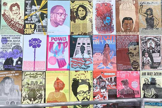 Celebrate People's History Prints at PO Box Collective