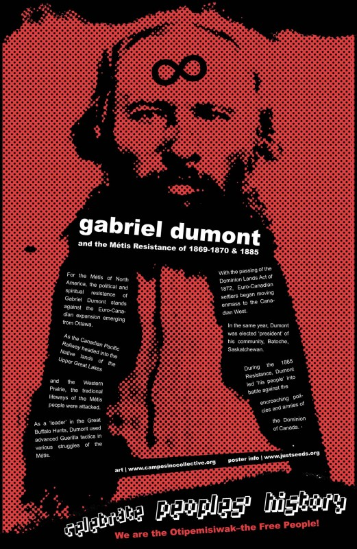 Gabriel Dumont and the Métis Resistance