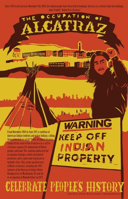 The Occupation of Alcatraz