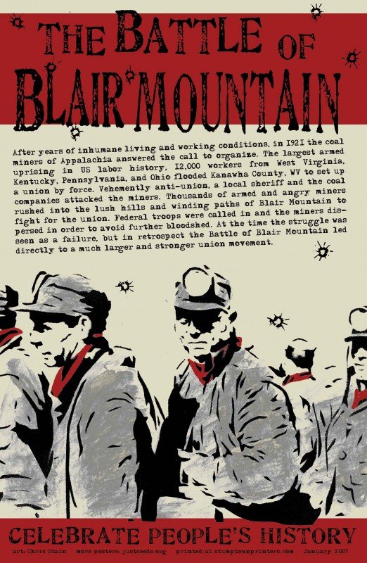 The Battle of Blair Mountain
